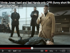 British Heart Foundation CPR Video