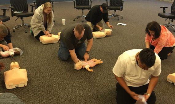 Corporate CPR Classes
