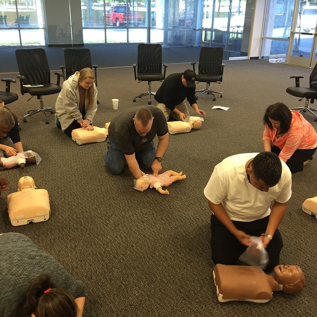 Corporate CPR Classes