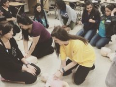 CPR for HS class