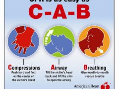 CPR easy as C-A-B