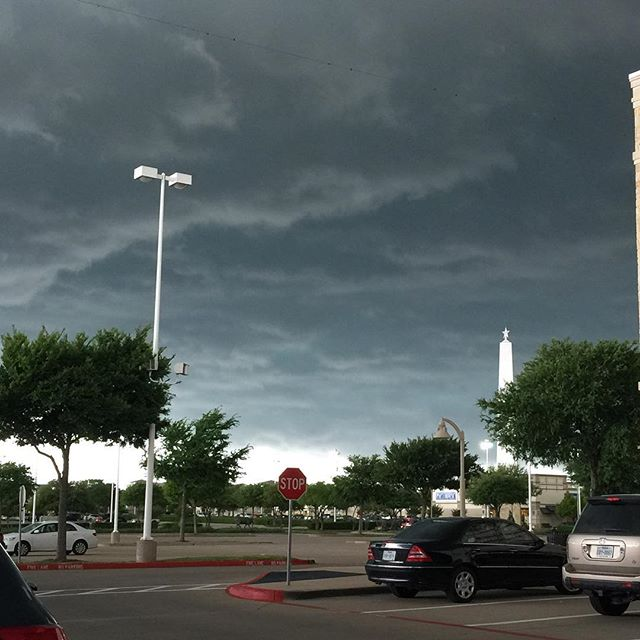Crazy Texas weather!