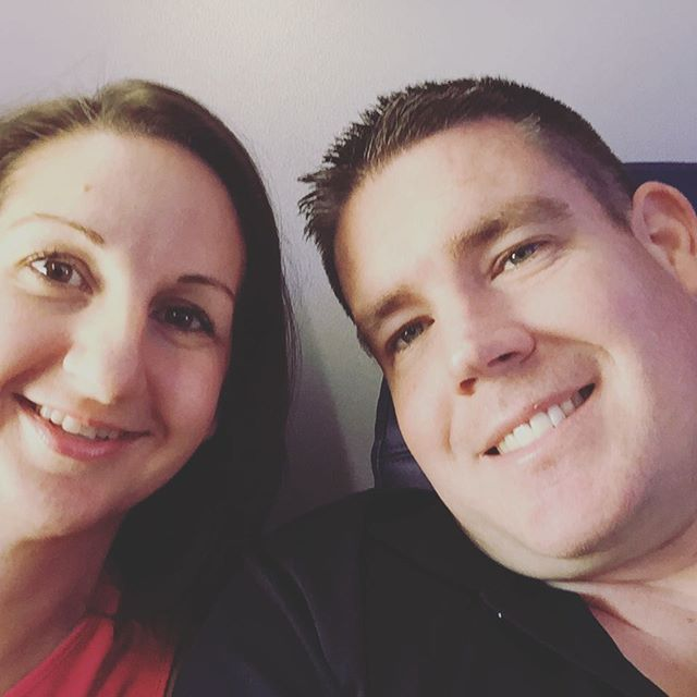 19 years ago today we had our first date! Here's to a fun date adventure!