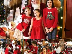Successful visit with our favorite Santa!!