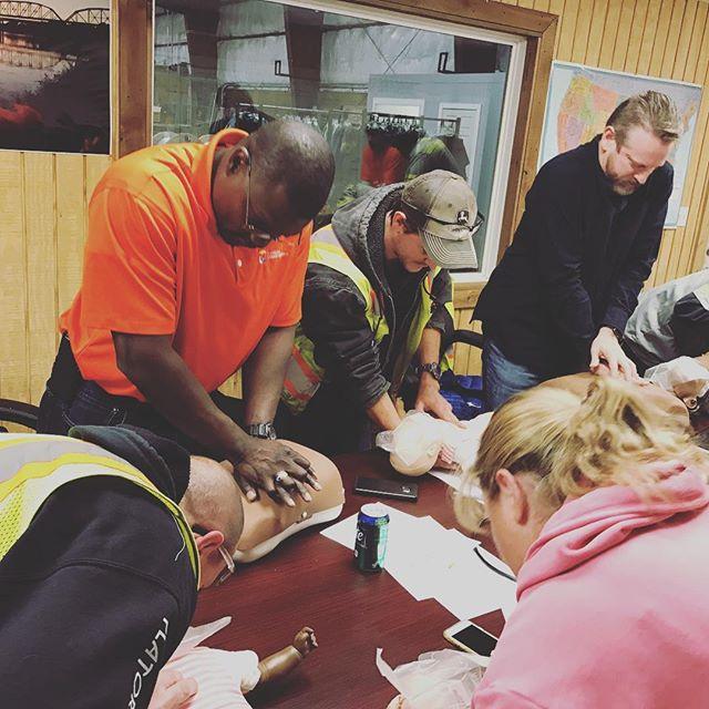 CPR classes resume Jan 14!