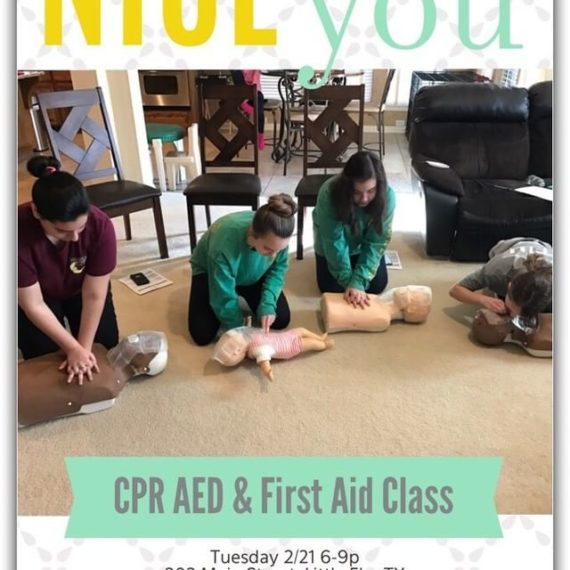 We have 3 seats available for Tuesday's class!