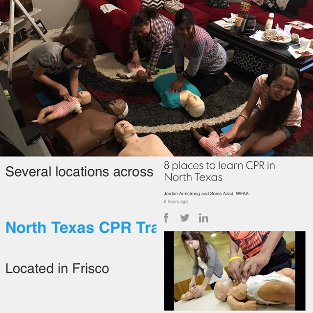NTX CPR made the Top 8 List!