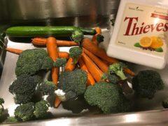 Soakin Veggies