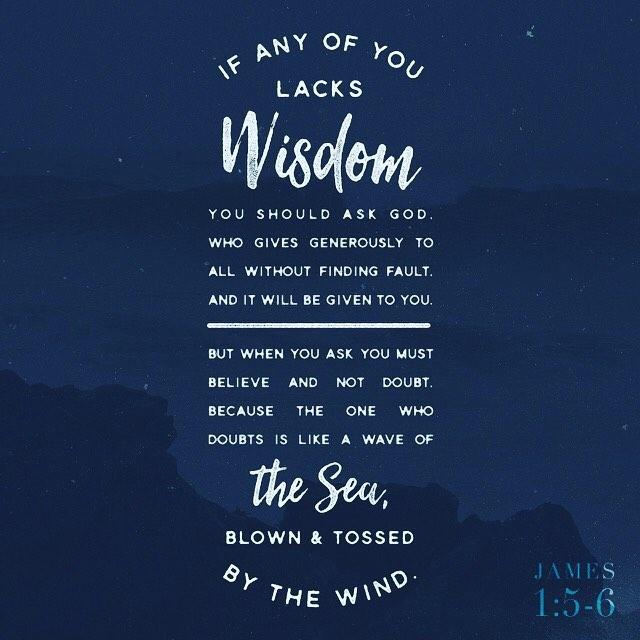 #wisdom #seekyefirst