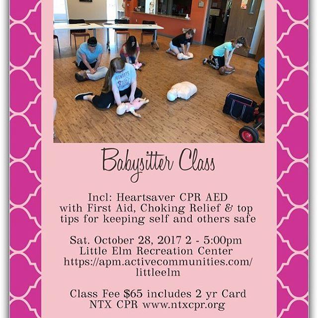 Final Heartsaver class