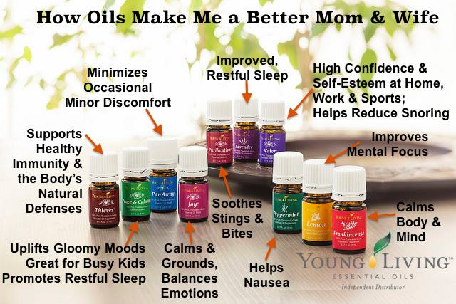 Christmas Gifts with Young Living