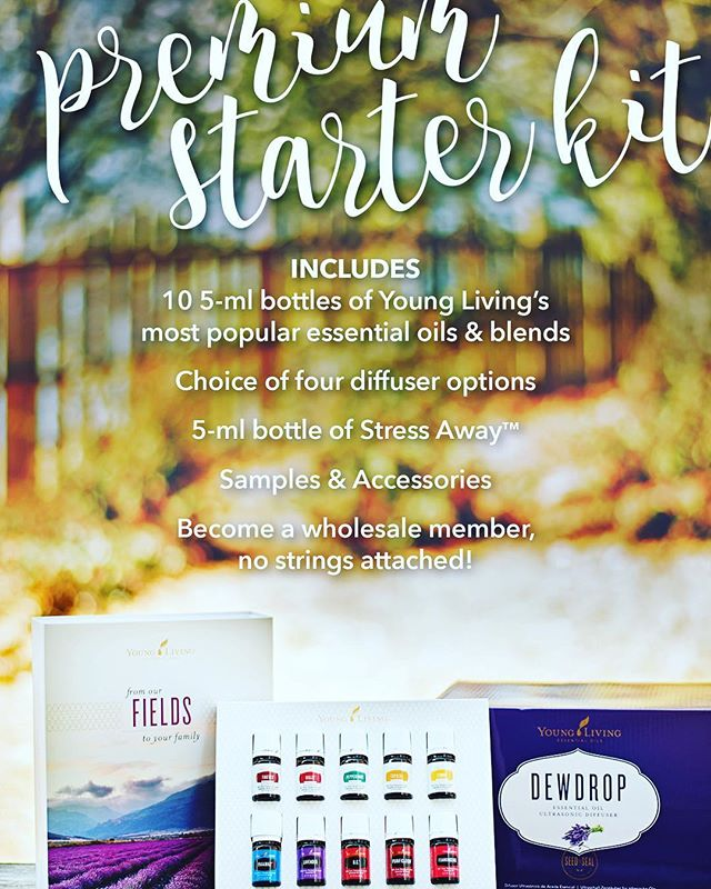 Free Shipping & $20 credit when you allow me the honor of sponsoring your Young Living Membership (1998065).