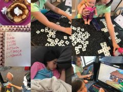 Sweet Homeschool moments April 2018