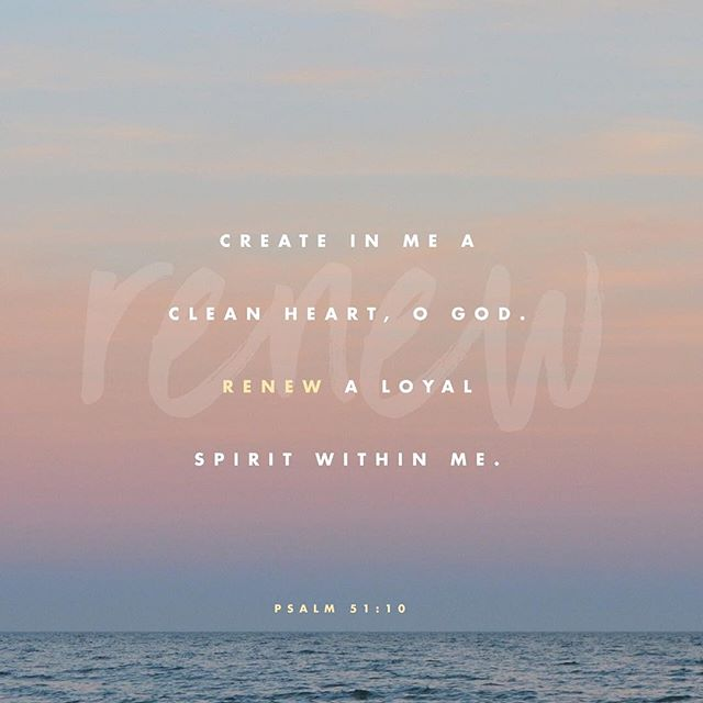 My favorite song to sing in chapel as a child is based on this verse. Thankful for a Savior who does Cleanse my every mistake and wipes away every tear I shed.